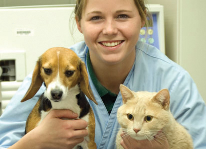 veterinary assistant program, Human Body