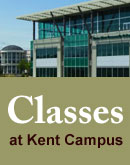 Kent Campus classes
