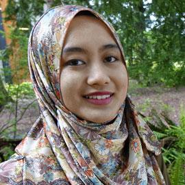 Aina Zulkifli - Malaysia