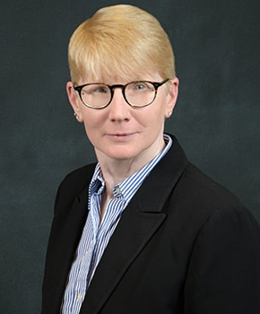 a photo of Dr. Suzanne M. Johnson, Ph.D.