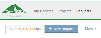 To submit a project request, please visit our work management system, and click on New Request