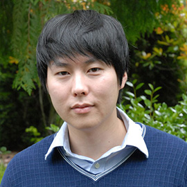 photo of Hwanwook Ian Lee