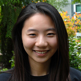 photo of Yingying Ye
