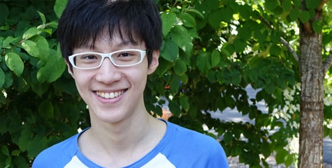 photo of student Roger Luo