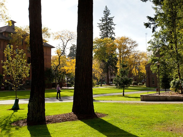 Pacific Lutheran University Campus Map.Pacific Lutheran University Green River College