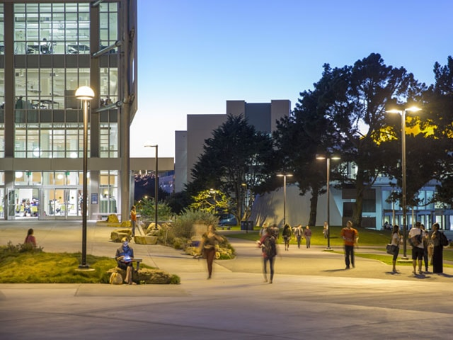 photo of San Francisco State University