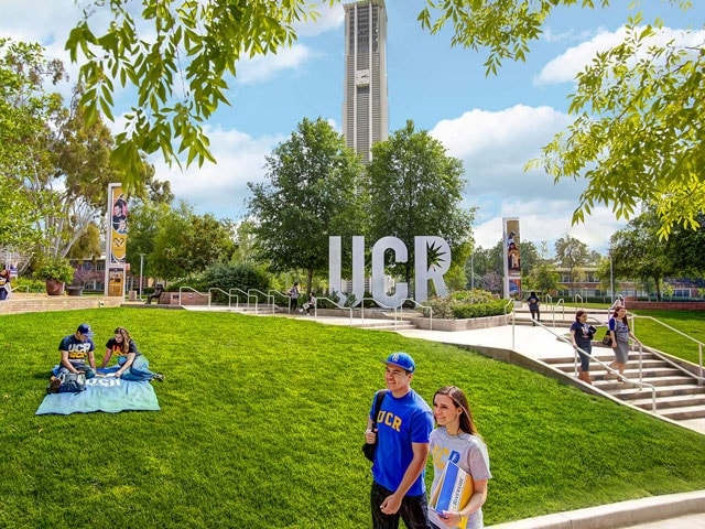 University Of California Riverside Green River College