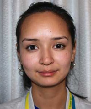 photo of Kanykey Murzubraimova