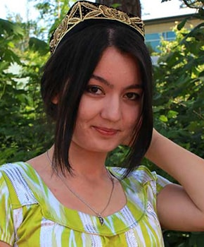Photo of Rukhshona (Roxy) Narzulloeva