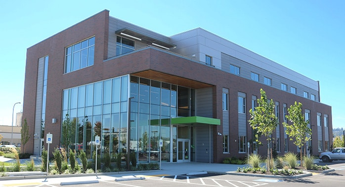 Green River Community College is located in Auburn