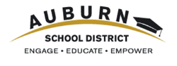 Auburn School District logo