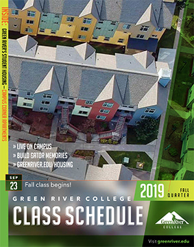 Class Schedules & Catalog - Green River College