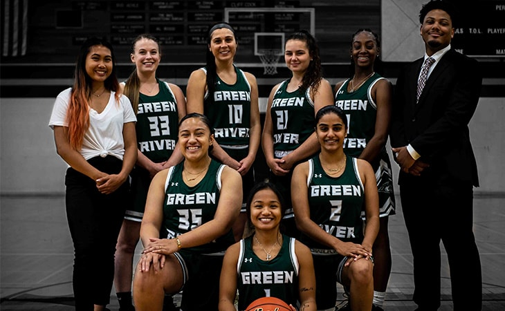 Green River College Women