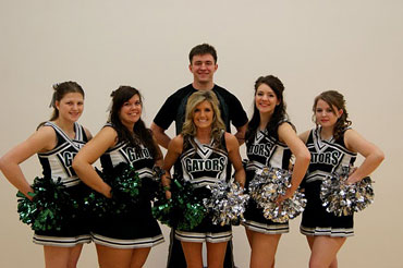 Green River College Cheer Team