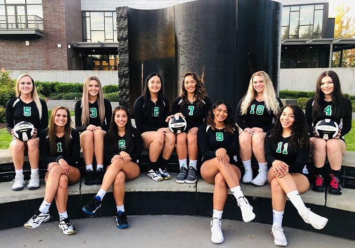 2019 Green River College Women