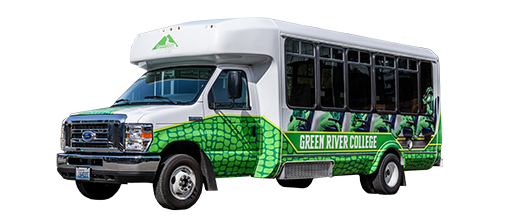 Green River College campus shuttle