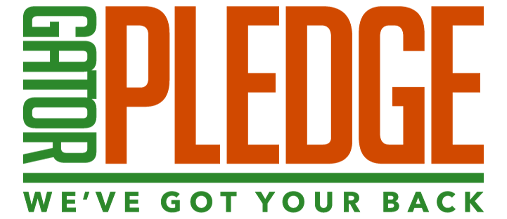 Gator Pledge - We've Got Your Back